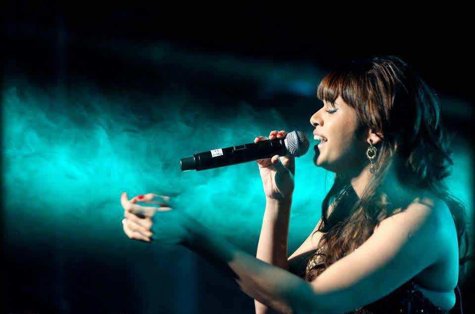 Shalmali Kholgade Singing